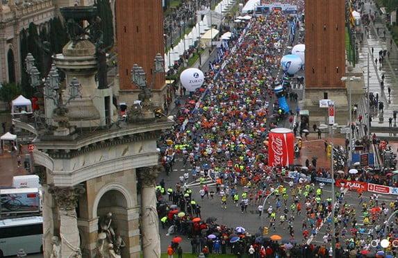 Barcelona maraton 2015