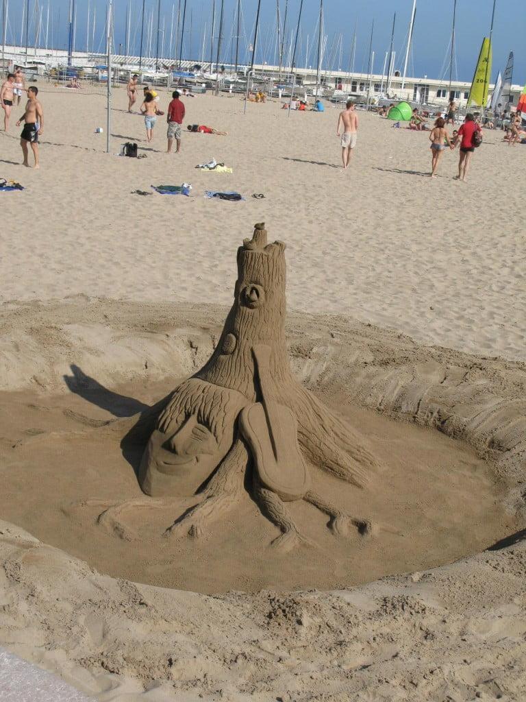 Barceloneta Beach 1