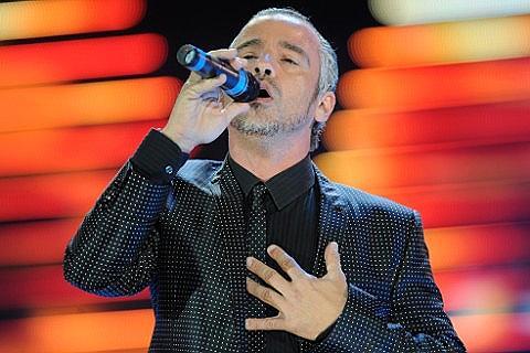 Eros Ramazotti concert in Barcelona