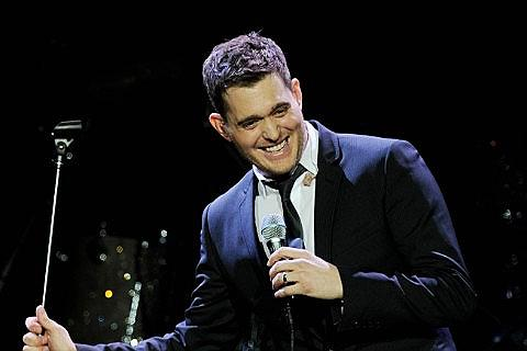 Michael Buble Barcelona