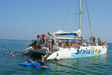 Party sail Barcelona