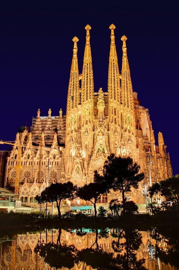 Barcelona legromantikusabb helyei